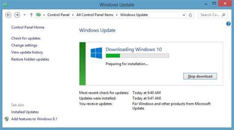 install windows 10 keep programs how to easily upgrade windows 8 1 laptop to windows 10