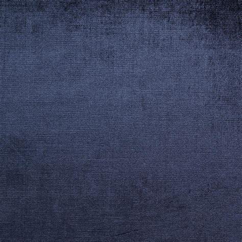 Navy Velvet Upholstery Fabric by Smith 02633 Velvet Navy Discount