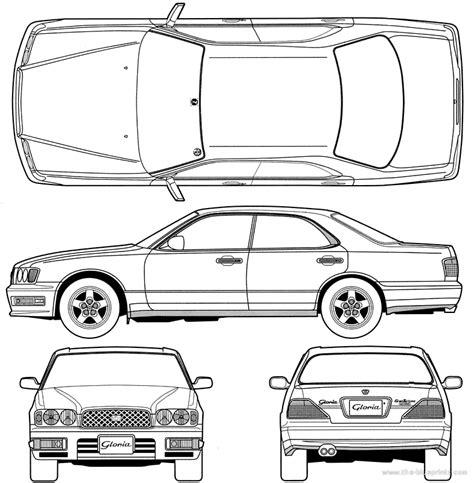 nissan gloria gran turismo ultima the blueprints com blueprints gt cars gt nissan gt nissan
