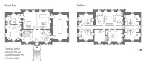 House Plans For View House holiday at auchinleck house ochiltree ayrshire