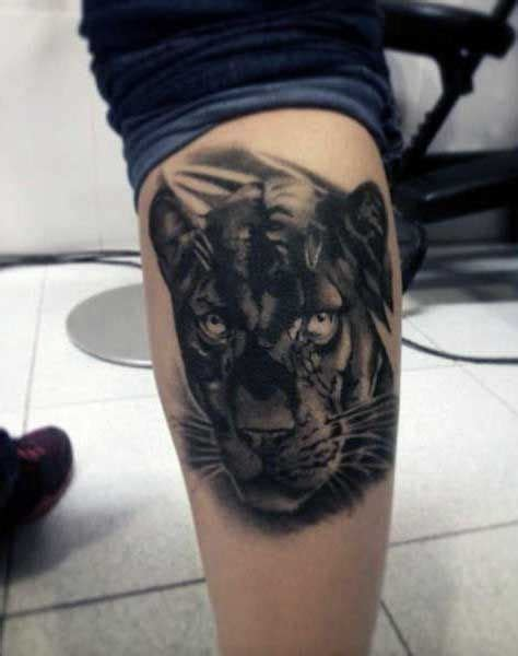 panther tattoos for men 70 panther designs for cool big jungle cats