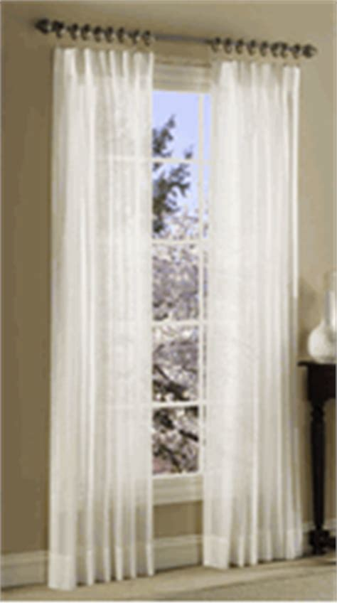 pinch pleated draperies discount discount curtains swags galore