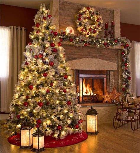 fotos decoracion navidad decoraci 243 n de navidad chimeneas foto ella hoy