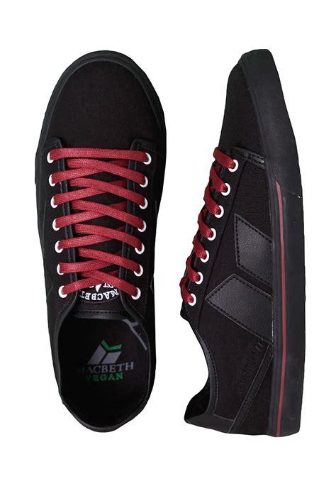 Macbeth Wallister Black Ox Blood macbeth black ox blood shoes impericon uk