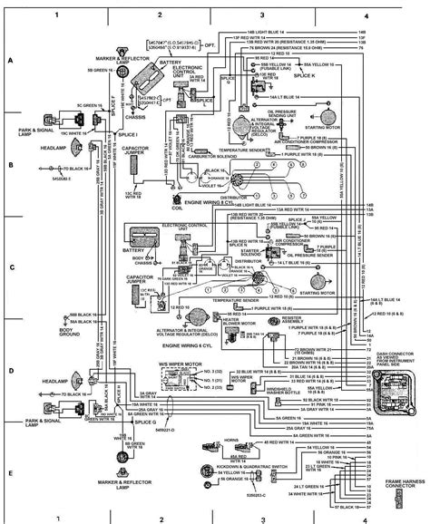 1989 jeep stereo wiring diagram 1988 jeep