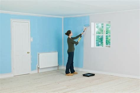 painting a room removing paint odors thriftyfun