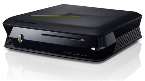console and pc alienware unveils small console like pc syndicate