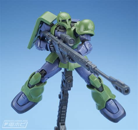 Hg Zaku I Denimslender update hg gto 1 144 ms 05 zaku i denim slender unit
