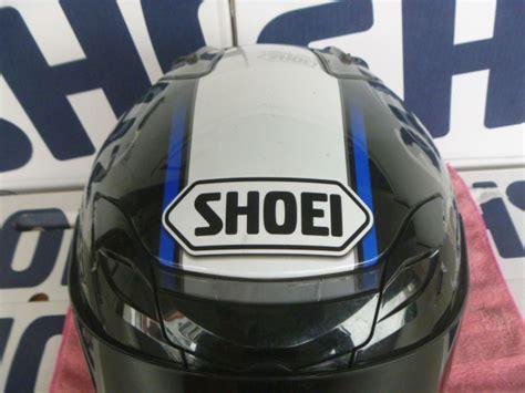 Helmet Shoei Tyr shoei jforce 3 brave xl faris pitbrakes