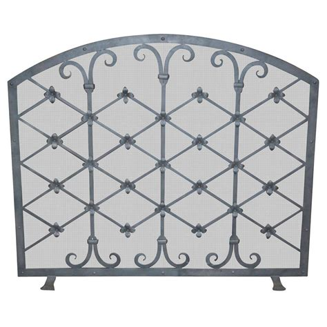 legacy custom wrought iron screen at 1stdibs