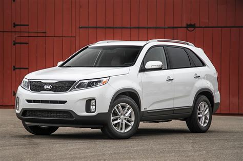 Awd Kia Sorento 2014 Kia Sorento Awd Three Quarters View Photo 61