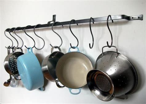 benutzung bidet kitchen wall rack pots pans hanging wooden pot rack