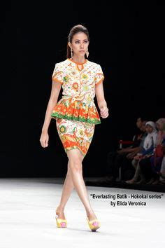 Atasan Wanita Batik Batik Tribal Top Callie batik indonesia fashion batik indonesia kebaya and fashion