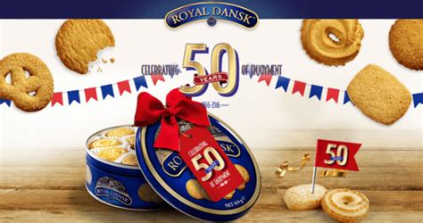anniversary sweepstakes royal dansk 50th anniversary sweepstakes