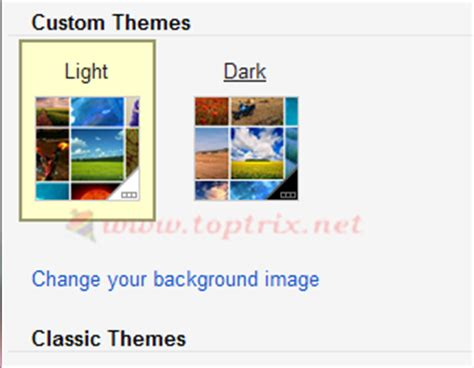 themes for google inbox how to change gmail background toptrix