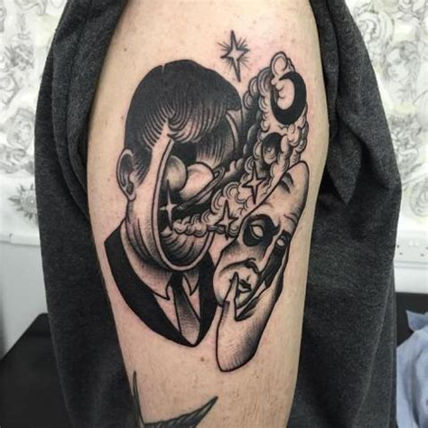 surrealism tattoo 60 surrealism designs for artistic ink ideas