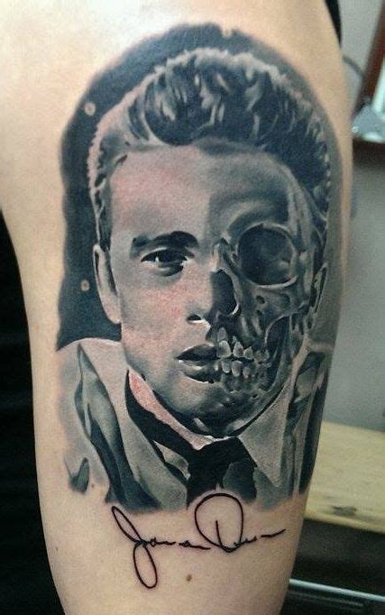 james dean tattoo best 25 dean ideas on sleeping
