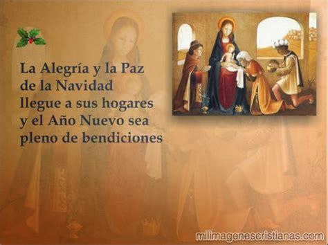imagenes cristianas navidad frase im 225 genes cristianas de navidad que la alegr 237 a y la paz de