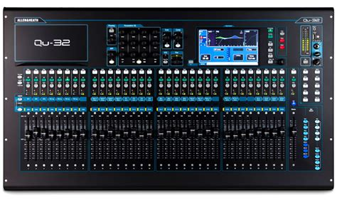 Mixer Digital Allen Heath Qu 32 allen heath qu 32 digital mixer end 5 2 2018 12 36 pm