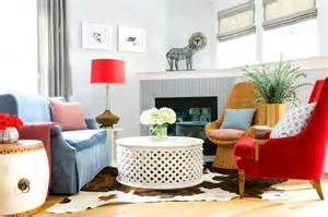 The Living Room Bethpage New Years How To Decorate With Mismatched Furniture Hgtv