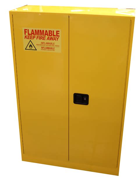Flammable Safety Cabinets by Metallographic Furniture