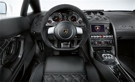 lamborghini gallardo interior car and driver