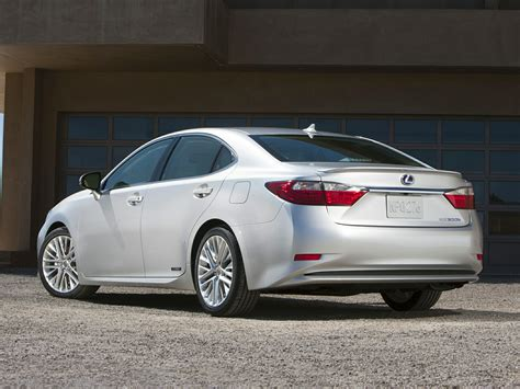 lexus sedan 2014 lexus es 300h price photos reviews features