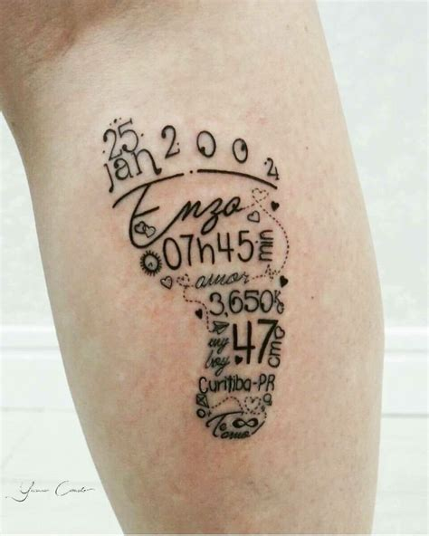 tattoo pictures baby names 25 best ideas about baby name tattoos on pinterest name