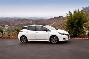 Next Nissan Leaf 2018 Nissan Leaf Test Drive Tour Kicks Next Month