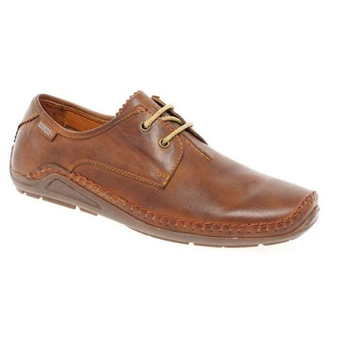 pikolinos casual shoes mens lace up charles clinkard