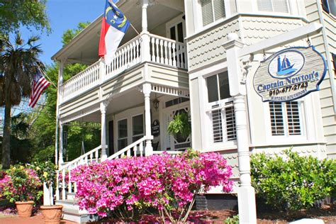 bed and breakfast southport nc captain newton s inn in southport brunswick county