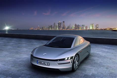 volkswagen xl1 new volkswagen xl1 diesel electric hybrid concept