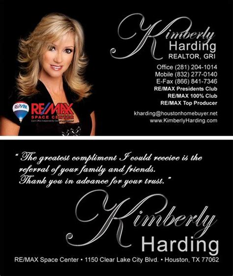 realtor business card ideas 25 best ideas about real estate business cards on