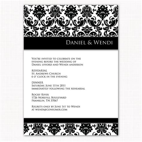 dinner invite template outdoor fall wedding rehearsal dinner rehearsal dinner