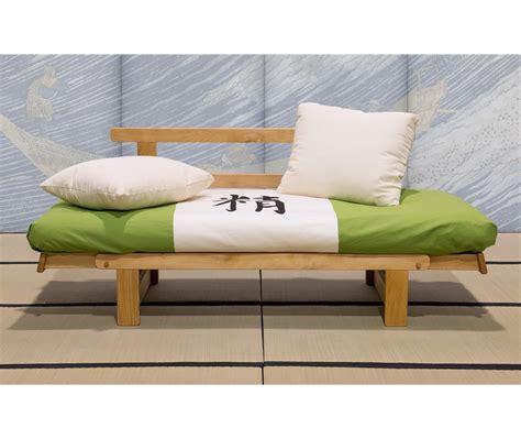 divani letto promozioni divano letto futon sesamo naturale in promozione