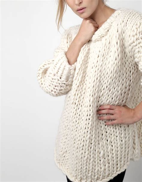 oversized sweater knitting pattern free 25 unique chunky knitting patterns ideas on