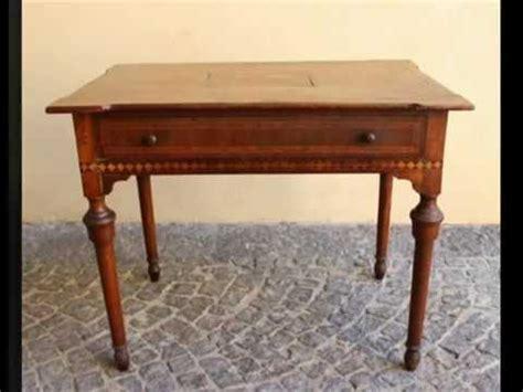 tavoli antichi rettangolari tavolo scrittoio antico italiano tavoli piccoli tavolini
