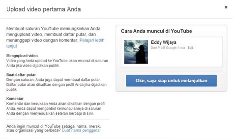 cara upload video ke youtube di blackberry cara upload video ke youtube belajar ngeblog bersama