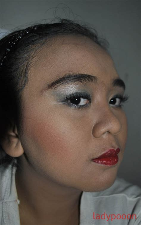 Maskara Trisia ladypon mua make up tutorial make you fabulous