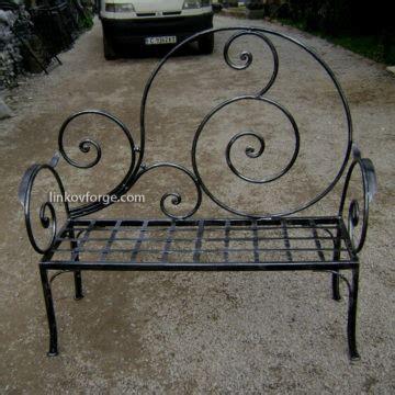 Sofa Blacksmith by Wrought Iron Sofas Blacksmith Linkov