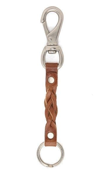 leather keychain ideas  pinterest leather keyring braided leather  leather key