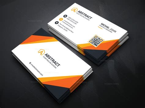 how to make visiting cards visiting card template for companies 000175 template catalog