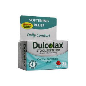 Stool Liquid by Dulcolax Stool Softener 25 Liquid Gels Reviews