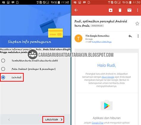 cara membuat akun google di hp samsung j1 buat akun google baru lewat hp android samsung galaxy