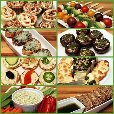 easy appetizers 8 fast easy appetizers with pesto