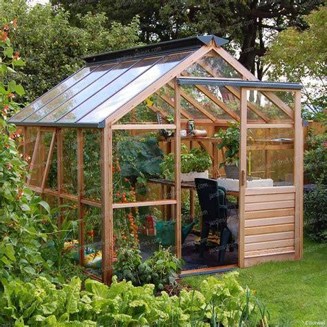 serre jardin serre de jardin en bois classic height gabriel ash serre