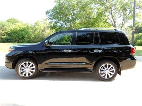 used lexus lx 570 for sale in usa sell used 2011 lexus lx570 in richardson united states