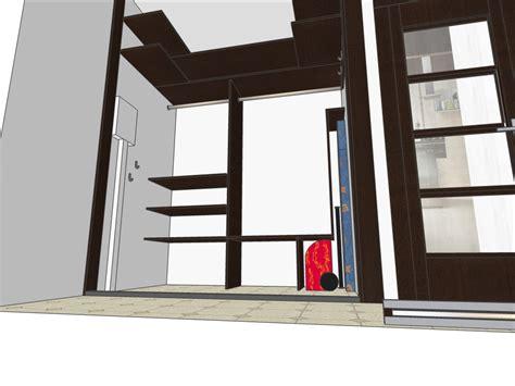 wardrobe cupboards cloakroom