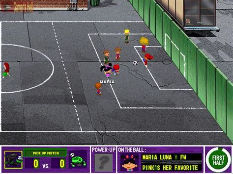 Backyard Soccer Pc by Backyard Soccer Pc Screenshot 26056