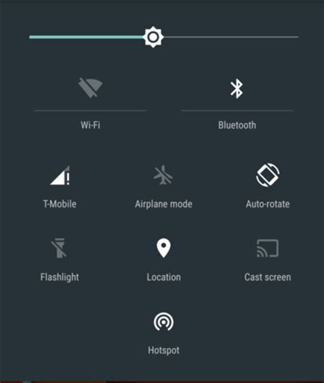 android tutorial android slidingpanels simple way to a look at the new android 5 0 lollipop quick settings
